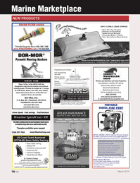 Marine News Magazine, page 78,  Mar 2013 Harbor Call