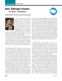 Marine News Magazine, page 20,  Apr 2013 Port States