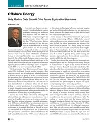 Marine News Magazine, page 22,  Apr 2013 Randall LuthiOFFSHORE