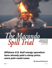 Marine News Magazine, page 26,  Apr 2013 Energy operators