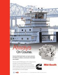 Marine News Magazine, page 1,  Apr 2013