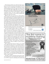 Marine News Magazine, page 33,  Apr 2013 oil spill equipment