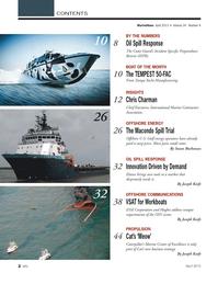 Marine News Magazine, page 2,  Apr 2013 Susan Buchanan
