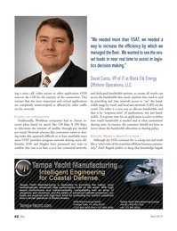 Marine News Magazine, page 42,  Apr 2013 real time network access