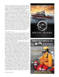 Marine News Magazine, page 45,  Apr 2013 engine car