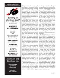 Marine News Magazine, page 48,  Apr 2013 Bob Hallengren