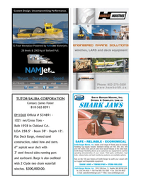 Marine News Magazine, page 49,  Apr 2013 Smith Berger Marine Inc.