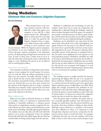 Marine News Magazine, page 50,  Apr 2013 UN Court