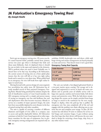 Marine News Magazine, page 54,  Apr 2013 stainless steel tension brake