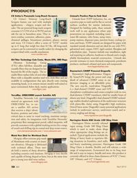 Marine News Magazine, page 58,  Apr 2013 bituminous products