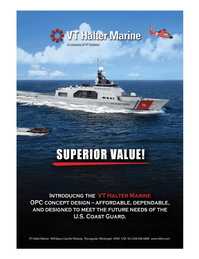Marine News Magazine, page 2nd Cover,  May 2013