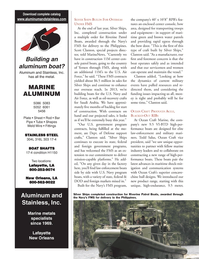 Marine News Magazine, page 32,  May 2013