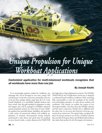 Marine News Magazine, page 36,  May 2013