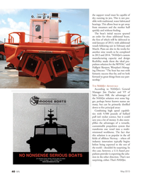 Marine News Magazine, page 40,  May 2013