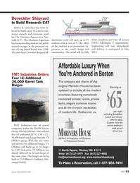 Marine News Magazine, page 53,  May 2013