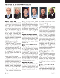 Marine News Magazine, page 54,  May 2013
