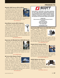 Marine News Magazine, page 57,  May 2013