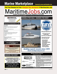 Marine News Magazine, page 60,  May 2013
