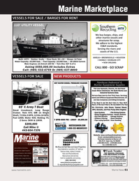 Marine News Magazine, page 61,  May 2013