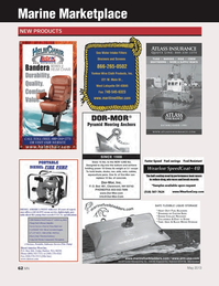 Marine News Magazine, page 62,  May 2013