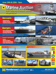 Marine News Magazine, page 2nd Cover,  Jun 2013