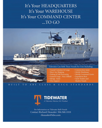 Marine News Magazine, page 2nd Cover,  Jul 2013