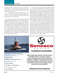 Marine News Magazine, page 18,  Jul 2013 Duncan Hunter Jr.