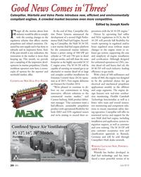 Marine News Magazine, page 20,  Jul 2013 Carsten Seeburg