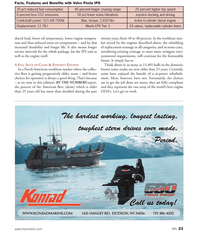 Marine News Magazine, page 23,  Jul 2013 Volvo