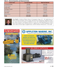 Marine News Magazine, page 31,  Jul 2013 Charleston School