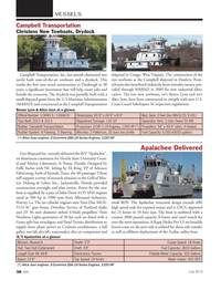 Marine News Magazine, page 36,  Jul 2013 Louisiana
