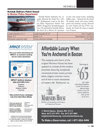 Marine News Magazine, page 39,  Jul 2013 suspension seatsFuruno electronics