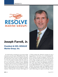 Marine News Magazine, page 10,  Aug 2013
