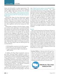 Marine News Magazine, page 20,  Aug 2013 Maritime Academy