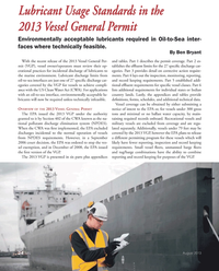 Marine News Magazine, page 24,  Aug 2013 oil-to-sea interface