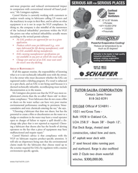 Marine News Magazine, page 29,  Aug 2013 cumulative and toxic chemicals
