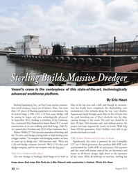 Marine News Magazine, page 32,  Aug 2013 New York