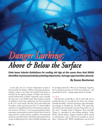 Marine News Magazine, page 34,  Aug 2013