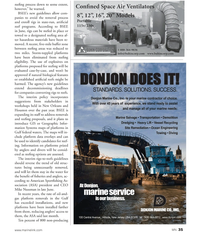 Marine News Magazine, page 35,  Aug 2013 gas platform removals