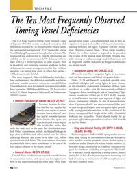 Marine News Magazine, page 42,  Aug 2013 Your Station