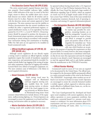 Marine News Magazine, page 43,  Aug 2013 navigation safety equipment