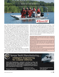 Marine News Magazine, page 45,  Aug 2013 food