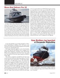 Marine News Magazine, page 48,  Aug 2013 Tangiers Island