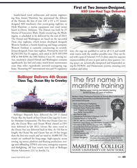 Marine News Magazine, page 49,  Aug 2013