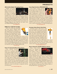 Marine News Magazine, page 57,  Aug 2013