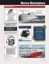 Marine News Magazine, page 61,  Aug 2013