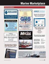 Marine News Magazine, page 63,  Aug 2013
