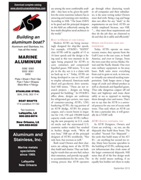 Marine News Magazine, page 108,  Sep 2013 Gulf coast