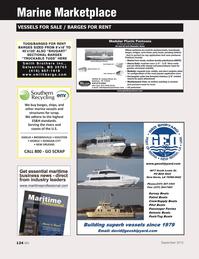 Marine News Magazine, page 124,  Sep 2013