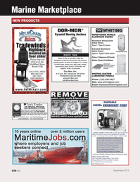 Marine News Magazine, page 126,  Sep 2013